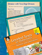 Leveled Texts: Division with Two-Digit Divisors