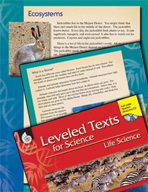 Leveled Texts: Ecosystems