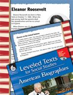 Leveled Texts: Eleanor Roosevelt