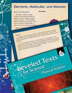 Leveled Texts: Elements, Molecules, and Mixtures