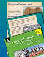 Leveled Texts: Estimating Measurements