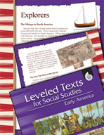 Leveled Texts: Explorers