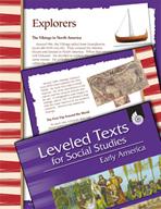 Leveled Texts: Explorers