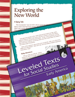 Leveled Texts: Exploring the New World