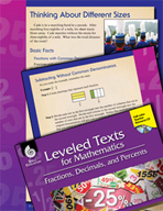 Leveled Texts: Fractions Without Common Denominators