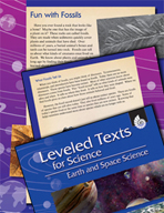 Leveled Texts: Fun with Fossils