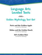 Leveled Texts - Golden Mythology Text Set