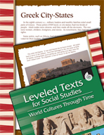 Leveled Texts: Greek City-States