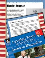 Leveled Texts: Harriet Tubman