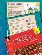 Leveled Texts: Irregular Shapes