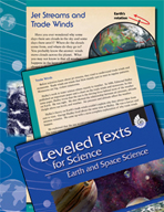 Leveled Texts: Jet Streams and Trade Winds
