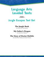 Leveled Texts - Jungle Escapes Text Set