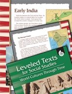Leveled Texts: Leveled Texts: Early India