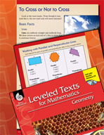 Leveled Texts: Lines-To Cross or Not to Cross