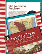 Leveled Texts: Louisiana Purchase
