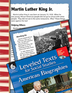 Leveled Texts: Martin Luther King Jr.