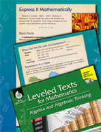 Leveled Texts: Mathematical Expressions-Express It Mathematically