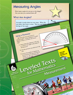 Leveled Texts: Measuring Angles