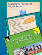 Leveled Texts: Measuring Perimeter of Irregular Shapes