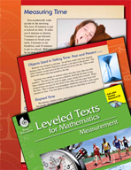 Leveled Texts: Measuring Time