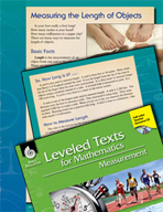 Leveled Texts: Measuring the Length of Objects
