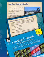 Leveled Texts: Median in the Middle