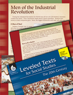 Leveled Texts: Men of the Industrial Revolution