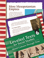 Leveled Texts: Mesoamerican Empires