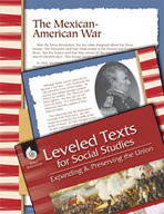 Leveled Texts: Mexican-American War
