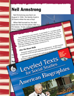 Leveled Texts: Neil Armstrong