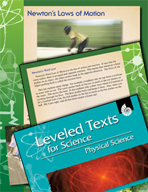 Leveled Texts: Newton's Laws of Motion