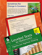 Leveled Texts: Numerical Patterns-Sometimes the Change is Consistent
