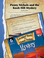 Leveled Texts: Penny Nichols and the Knob Hill Mystery