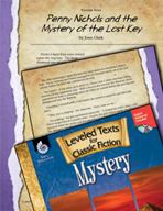 Leveled Texts: Penny Nichols and the Mystery of the Lost Key