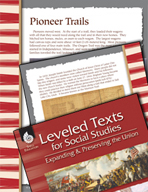Leveled Texts: Pioneer Trails