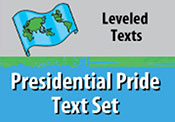 Leveled Texts - Presidential Pride Text Set