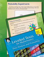Leveled Texts: Probability Experiments