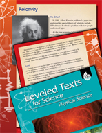 Leveled Texts: Relativity