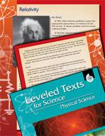 Leveled Texts: Relativity