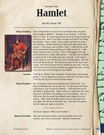 Leveled Texts Shakespeare - Hamlet - Act IV, Scene VII