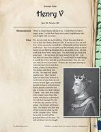 Leveled Texts Shakespeare - Henry V - Act VI, Scene III