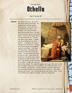 Leveled Texts Shakespeare - Othello - Act I, Scene III