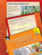 Leveled Texts: Single-Digit Multiplication