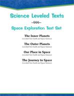 Leveled Texts - Space Exploration Text Set