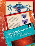 Leveled Texts: States of Matter