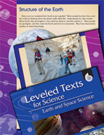 Leveled Texts: Structure of the Earth