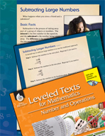Leveled Texts: Subtracting Large Numbers