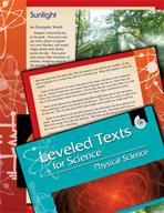 Leveled Texts: Sunlight