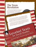 Leveled Texts: Texas Revolution