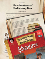 Leveled Texts: The Adventures of Huckleberry Finn